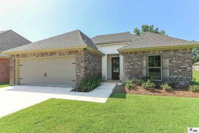 Monroe Single Family Home For Sale: 104 Briar Trace