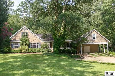 Ruston Single Family Home For Sale: 322 Old Wire Road