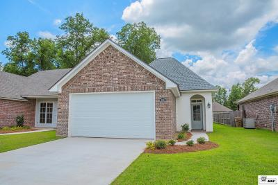 Monroe Single Family Home For Sale: 106 Briar Patch Drive