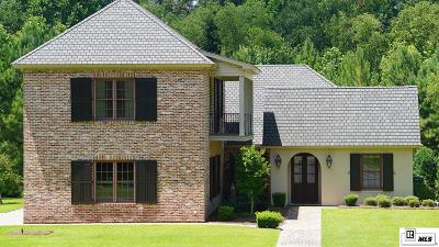 Single Family Home For Sale: 496 Loblolly Lane
