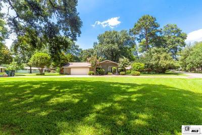Monroe Single Family Home For Sale: 2005 Stuart Avenue