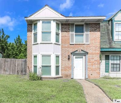 West Monroe Condo/Townhouse For Sale: 127 Wellington Place