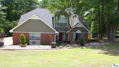 West Monroe Single Family Home For Sale: 115 Overlook Circle