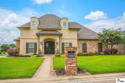 Monroe Single Family Home For Sale: 2701 Broadmoor Boulevard