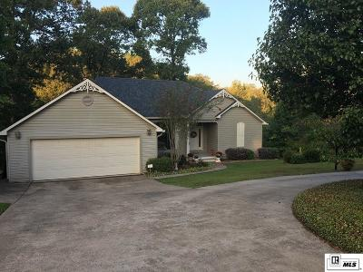 West Monroe Single Family Home For Sale: 111 Tamarack Circle