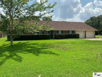 Monroe Single Family Home For Sale: 288 Connie Lynn Drive