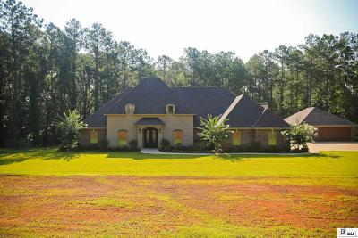 Ruston Single Family Home Active-Pending: 261 Woods Road