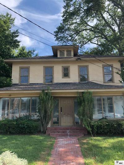 Ruston Single Family Home Back On Market: 209 E Alabama Avenue