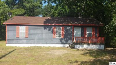 Ruston Single Family Home New Listing: 920 S Trenton Street