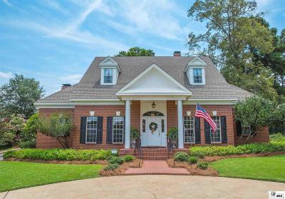 West Monroe Single Family Home For Sale: 124 Choctaw Drive
