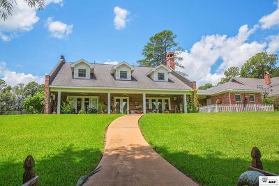 Monroe Single Family Home New Listing: 212 Country Club Road