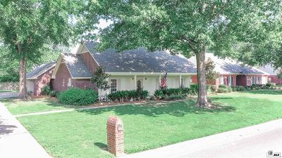 Monroe Single Family Home New Listing: 2211 Brierfield Drive