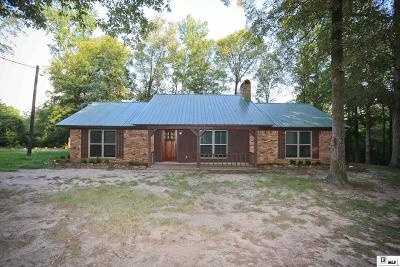 Ruston Single Family Home For Sale: 2607 Cook Road