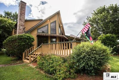 Single Family Home For Sale: 19 Cypress Creek Road