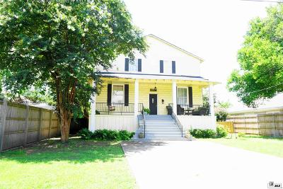 Monroe Single Family Home New Listing: 1903 N 3rd Street
