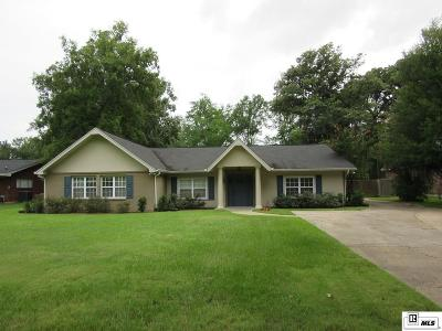 Monroe Single Family Home New Listing: 3612 Forsythe Avenue