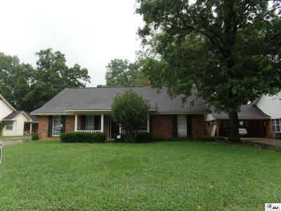 Monroe Single Family Home New Listing: 3516 Stowers Drive