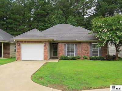 Ruston Single Family Home New Listing: 2209 Arabella Street