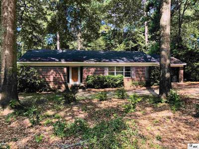 Ruston Single Family Home For Sale: 1304 S Maple Street