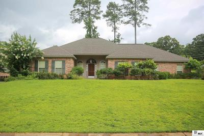Ruston Single Family Home Pending Continue To Show: 504 Carriage Way