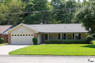 Monroe Single Family Home New Listing: 163 Leisure Drive