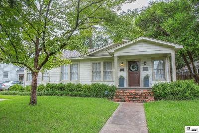Monroe Single Family Home New Listing: 1609 N 5th Street