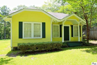 West Monroe Single Family Home New Listing: 245 Dogwood Circle