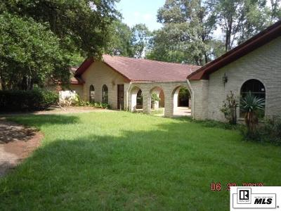 West Monroe Single Family Home New Listing: 109 Bluff Drive