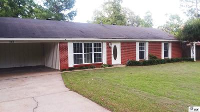 Monroe Single Family Home New Listing: 909 Fortune Drive