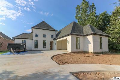 Monroe Single Family Home For Sale: 407 Pintail Point