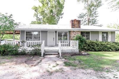 West Monroe Single Family Home New Listing: 306 Murray Circle