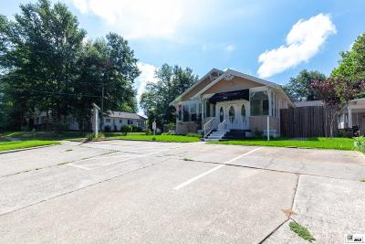 Monroe Single Family Home Active-Pending: 414 Stubbs Avenue