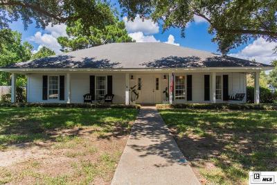 Monroe Single Family Home Active-Pending: 3105 W Deborah Drive