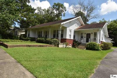 Ruston Multi Family Home For Sale: 210 E Texas Avenue