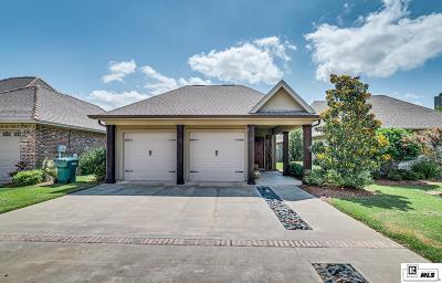Monroe Single Family Home Pending Continue To Show: 2004 Bienville Drive