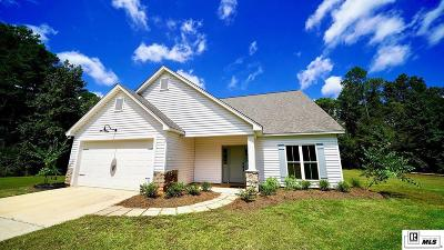 Ruston Single Family Home For Sale: 308 Woods Road