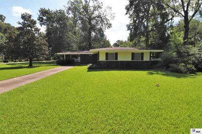 Monroe Single Family Home New Listing: 304 Woodlawn Drive