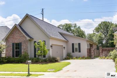Monroe Single Family Home For Sale: 2900 Carondelet Lane
