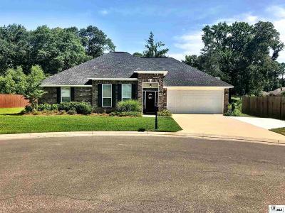 Single Family Home For Sale: 100 Ella Court