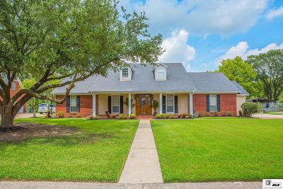 Monroe Single Family Home For Sale: 3317 Deborah Drive