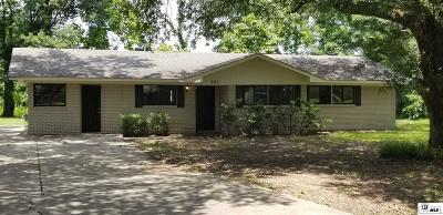 Single Family Home For Sale: 223 Bastrop Drive