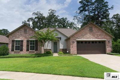 Ruston Single Family Home For Sale: 124 Canard Court
