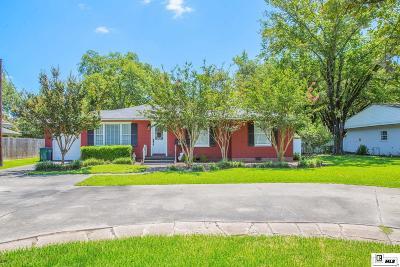 Monroe Single Family Home For Sale: 1010 Forsythe Avenue