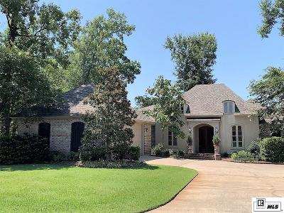 Monroe Single Family Home For Sale: 4106 Claire Lane