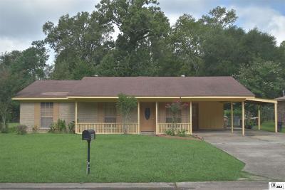 Monroe Single Family Home For Sale: 400 Shady Lane