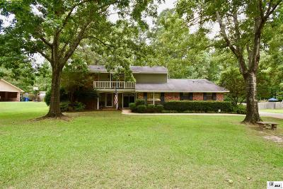 Single Family Home For Sale: 2607 Foxxwood Drive