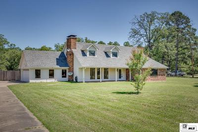 Monroe Single Family Home For Sale: 255 Rader Drive