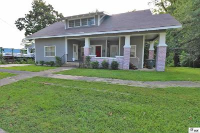 Ruston Multi Family Home Active-Pending: 201 S Sparta Street