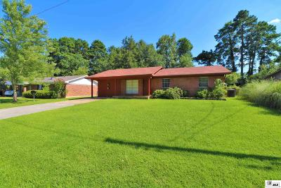 West Monroe Single Family Home For Sale: 122 Crestview Drive