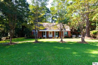 West Monroe Single Family Home Active-Pending: 107 West Highland Avenue